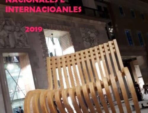 Ferias nacionales e internacionales 2019